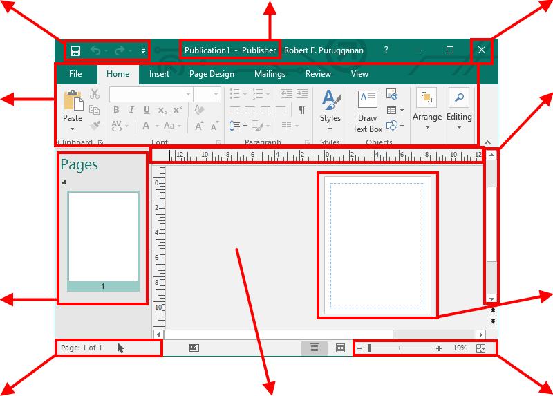 Desktop publishing assignments ms. Noble.